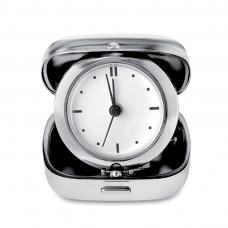 Travel alarm clock